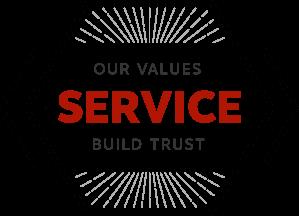 Our Values Build Trust